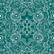 Seamless Pattern With Two Axes...