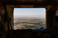 Syria And Israel Border As Vie...