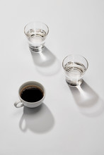Water Or Coffee ?