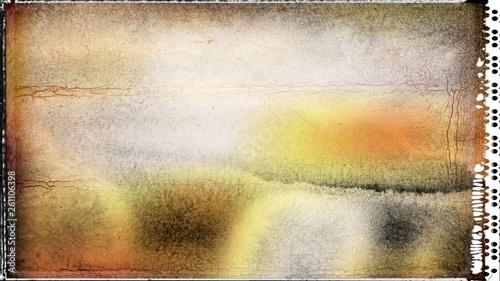 Orange and Grey Texture Background Image