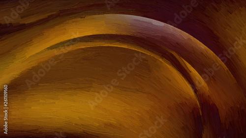Dark Brown Abstract Texture Background