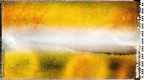 Orange and White Grunge Background Texture