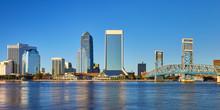 Jacksonville, Florida Skyline ...