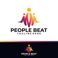 Beat People Logo Icon