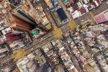 Hong Kong City Downtown