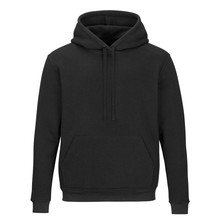 Front Of Black Sweatshirt With...