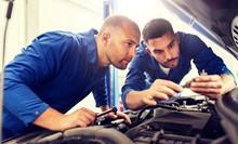 Auto Service, Repair, Maintena...