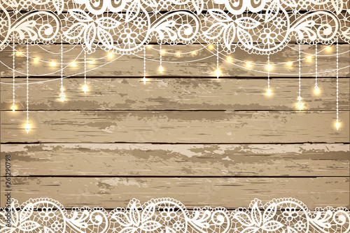 Wedding invitation card Canvas-taulu