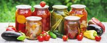 Preservation Of Vegetables. Bl...