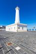 Leuchtturm an der Adria, Italien