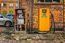 Retro Petrol Pumps