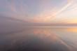 Himmel Spiegelung im Wasser