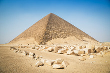 Red Pyramid At Dahshur Necropo...