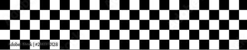 Fotografie, Obraz Checkerboard pattern background