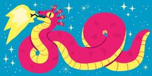 Cosmic Snake