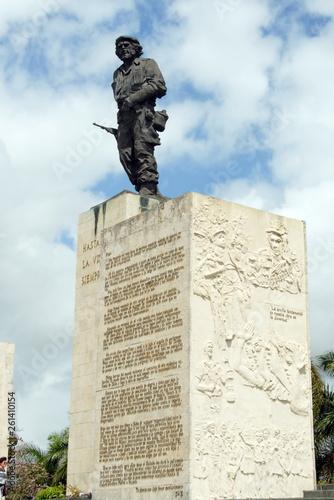 Ville de Santa Clara, mausolée Che Guevara, Cuba, caraïbes Canvas Print