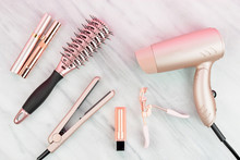 Rose Gold Hair Care And Beauty...