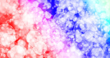 Seven Colors Background.Seven Colors Bokeh Background.