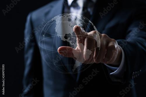 Photo  グローバルビジネス