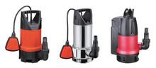 Set Automatic Drainage Pumps W...