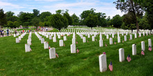 Arlington National Cemetery, Virginia, USA
