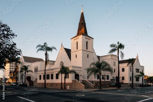 Fotografia  The First Presbyterian Church, Santa Ana, California