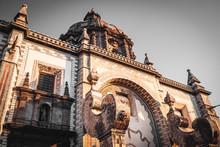 A Church In Queretaro, Mexico