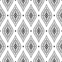 Tribal Seamless Background.