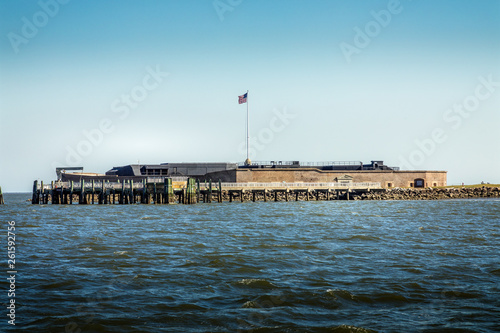 Fotografie, Obraz  Fort Sumter National Monument