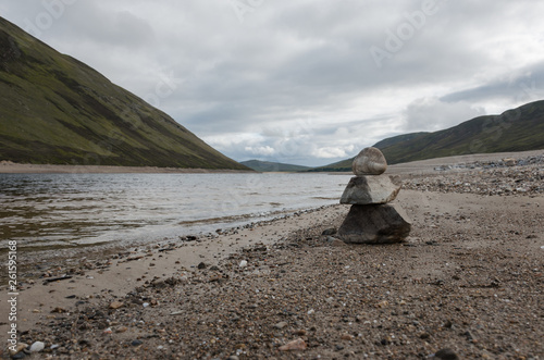 Photo Loch Garry