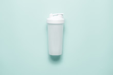 White Plastic Sports Shaker On...