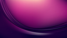Abstract Glowing Dark Purple Wave Background Vector Graphic