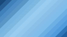 Blue Diagonal Stripes Background