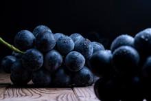 Japanese Grape. Summer Taste.