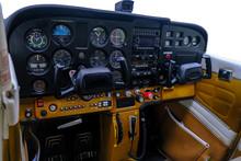 Light Sport Airplane Instrument Panel