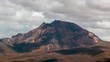 Sincholagua Volcano 4899m in the Ecuadorian Andes time-lapse.