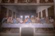 canvas print picture - Picture The Last Supper by Leonardo da Vinci
