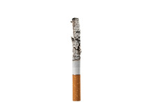 Cigarette Isolated On A White ...