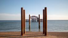 Brighton West Pier, Brighton Pier, West Pier