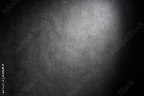 Fototapeta grey black abstract background blur gradient obraz na płótnie