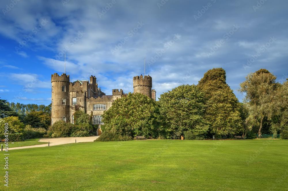 Fototapety, obrazy: Malahide Castle, Ireland