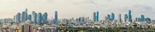 Panorama Of Tel Aviv Skyline, ...