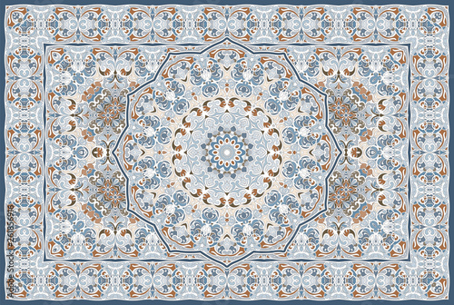 Fotografia Vintage Arabic pattern