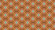 Seamless Pattern Geometric. De...