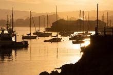 Monterey Bay California Near C...