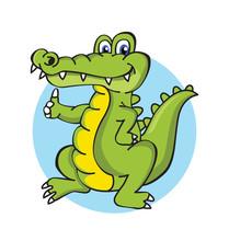 Crocodile Thump Ups