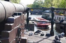 Amsterdam Grachtenbrücke