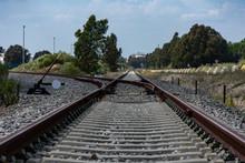 Cambio De Via Ferroviaria