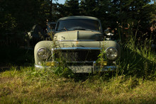 Vintage Vehicles Abandoned In ...