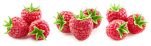 Raspberry Berry Clipping Path